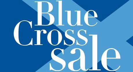 Select Fashion – Blue Cross Sale Easter Bank Holiday Weekend