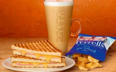 Costa Coffee Meal Deal