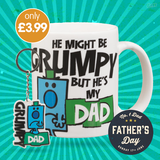Fathers Day Gifts at B&M