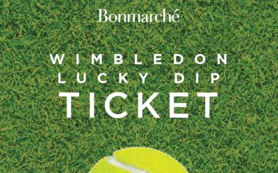 Bonmarché Wimbledon Lucky Dip Ticket Promotion