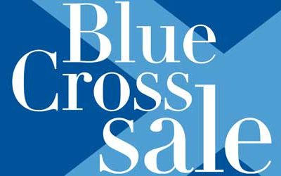 Blue Cross Sale now on at Select Fashion