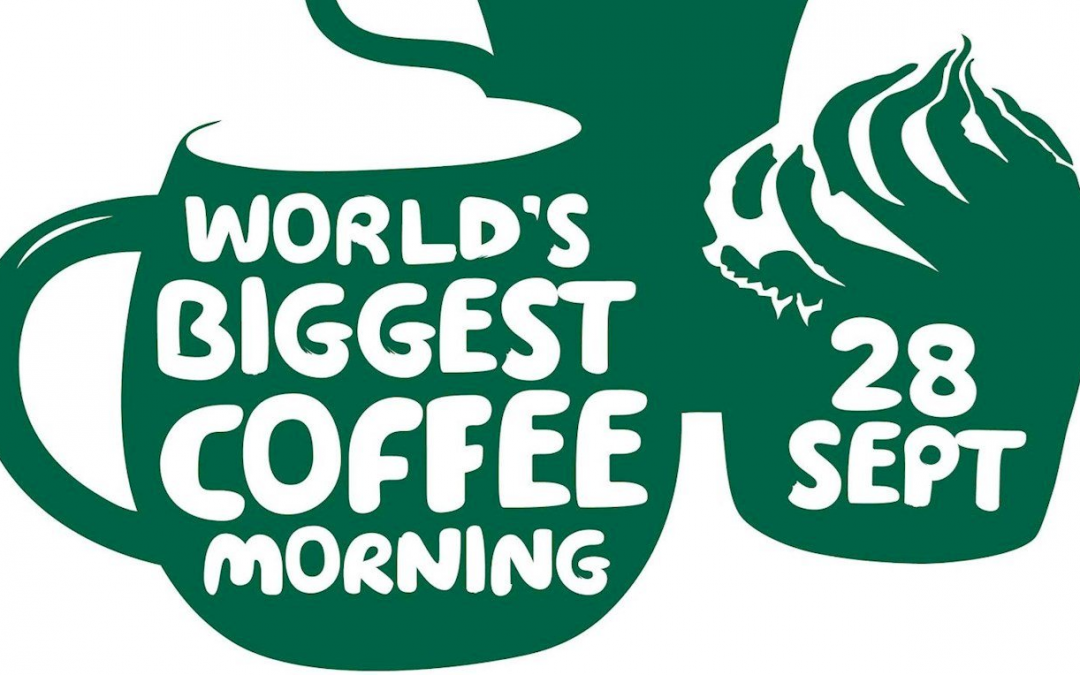 MacMillan Coffee Morning at Costa Coffee