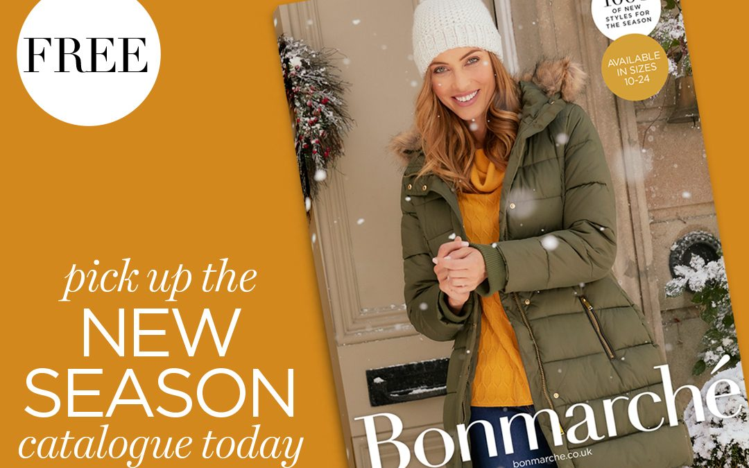 Bonmarché Christmas catalogue in store now!