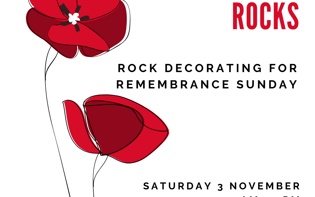 Remembrance Rocks at Spinning Gate