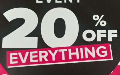 Select – Girl Event (20% off everything)