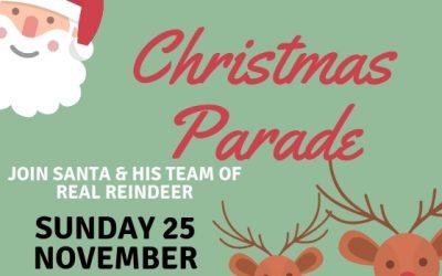 Leigh Town Centre Christmas Parade