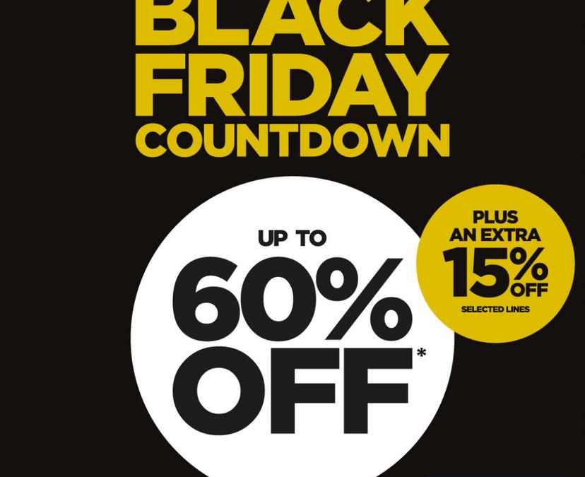 Black Friday Deals at The Fragrance Shop