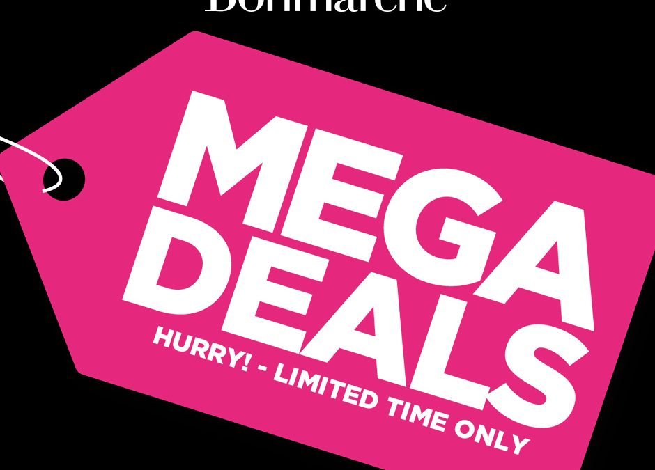 Bonmarché's winter Mega Deals are now on in-store!
