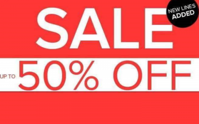 Sale now on at Select Fashion