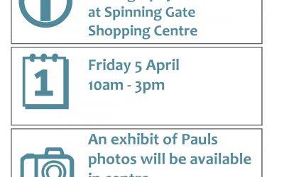 Paul Heaton Photography Exhibition
