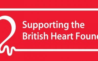 British Heart Foundation – Summer Raffle
