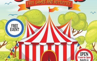 Spinning Gate Summer Circus