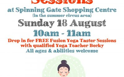Free Yoga Taster Sessions