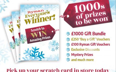 Ryman Stationery – Everyone's a Winner