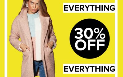 30% off at Select Fashion