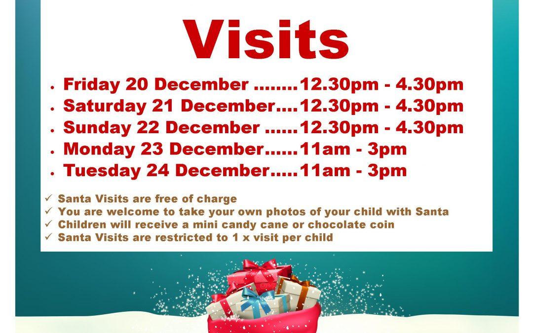 Free Santa Visits
