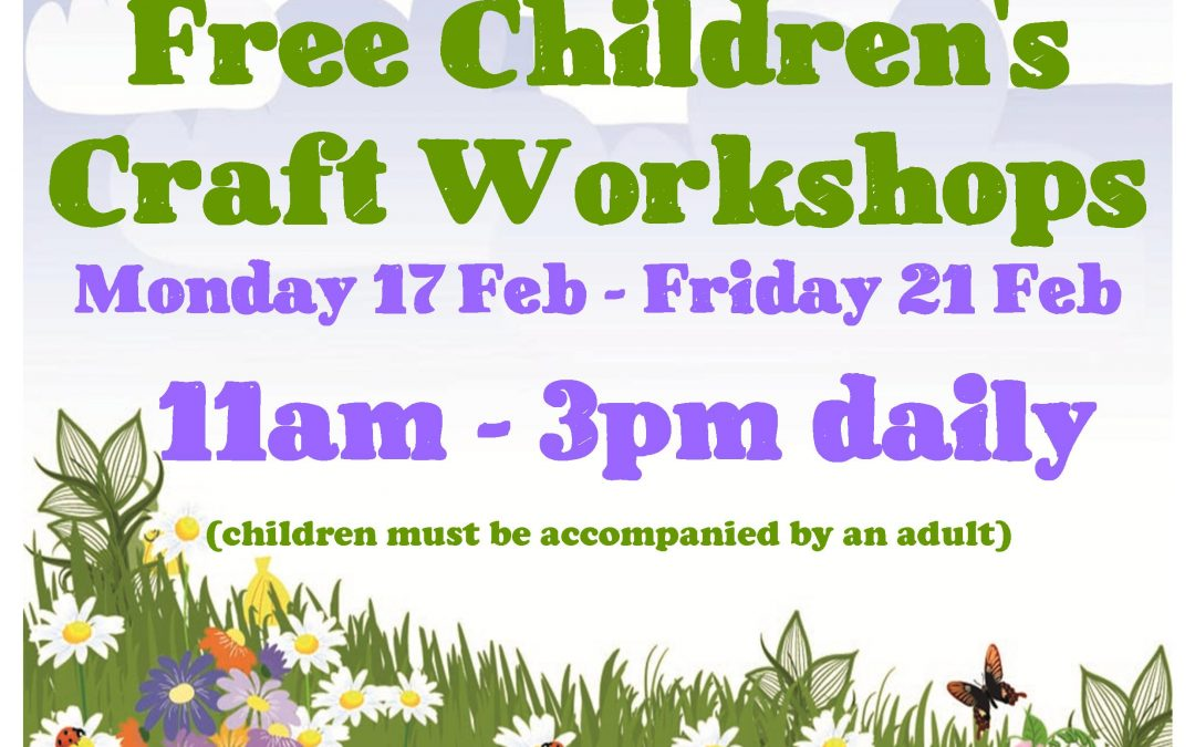 February Half Term Free Family Fun