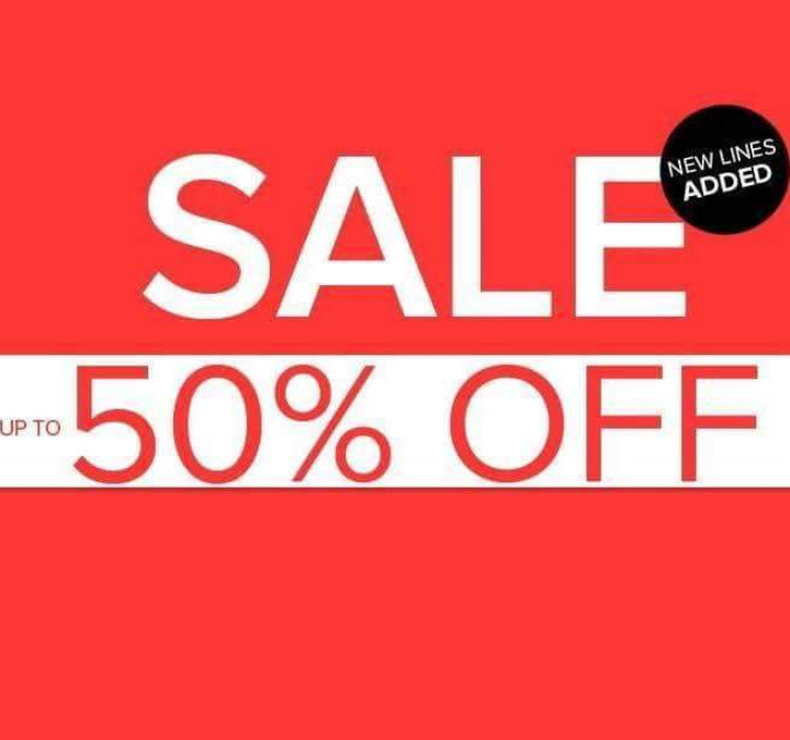 Sale at Select Fashion