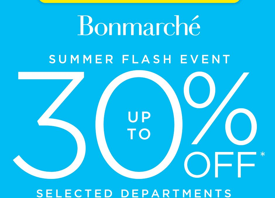 Sale at Bonmarche