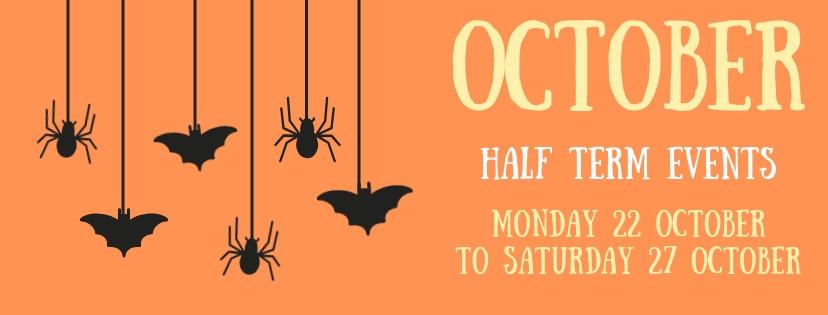 October Half Term Events