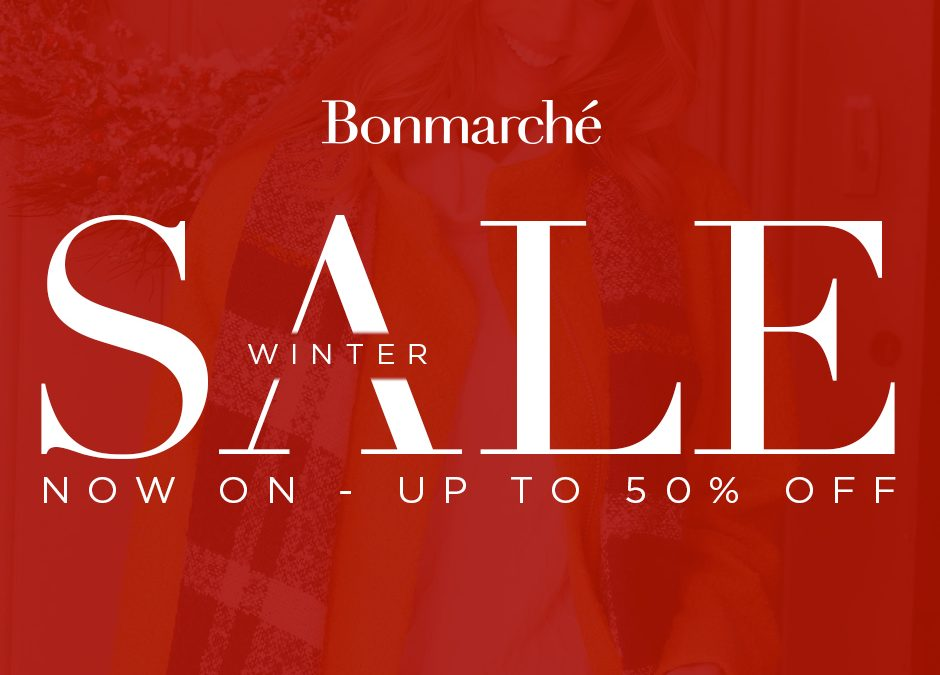 Bonmarché Winter Sale