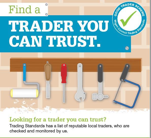 Wigan Council's Good Trader Scheme – Information Event