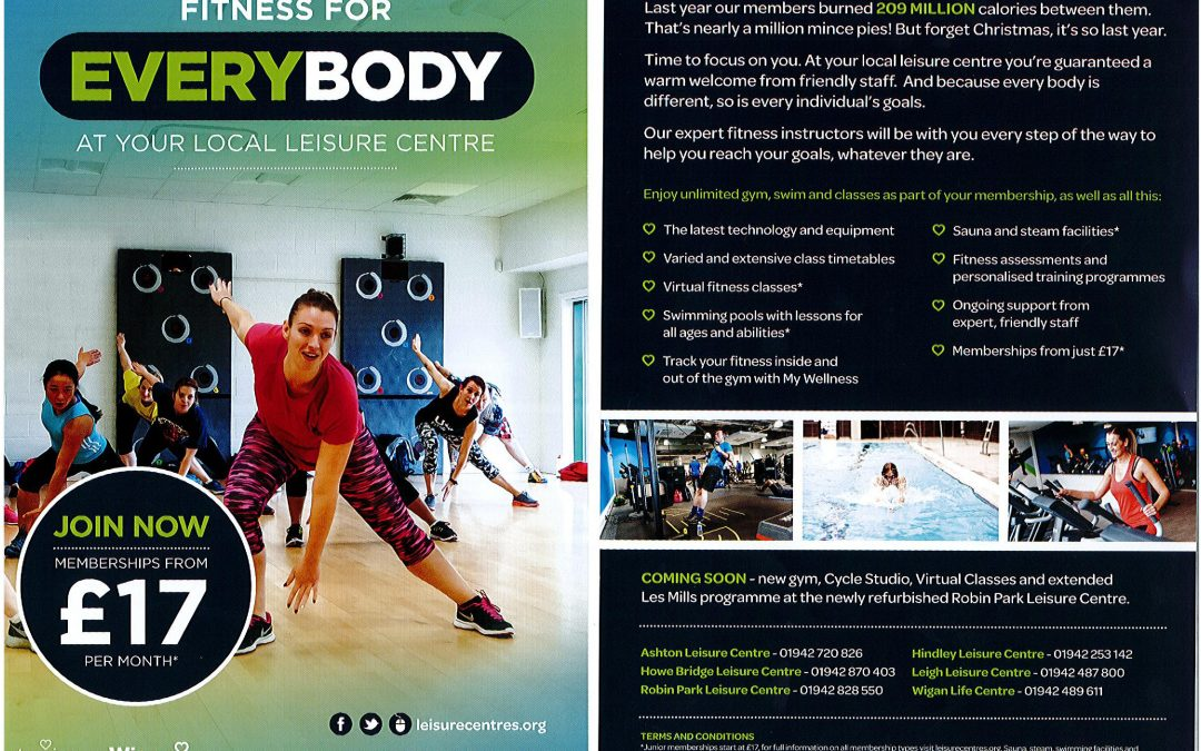 Inspired Healthy Lifestyles Event