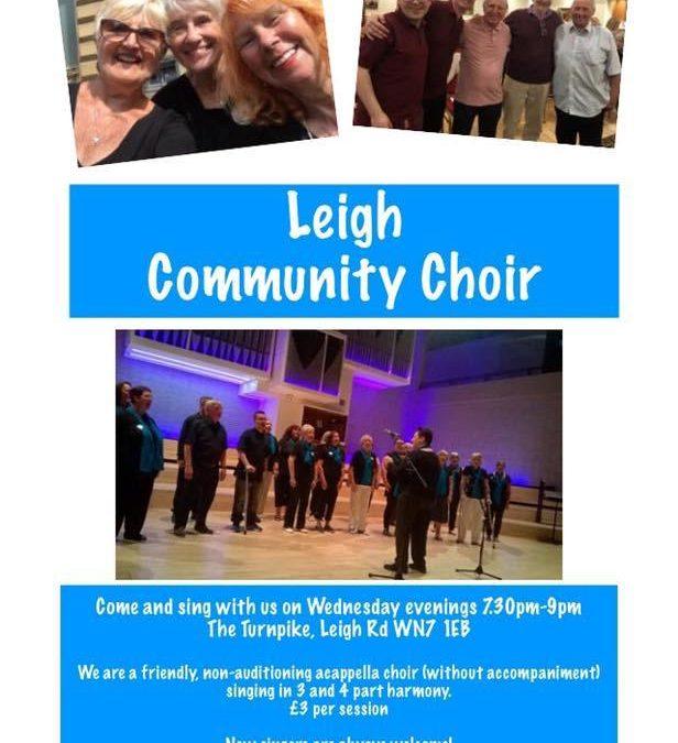 Leigh Community Choir