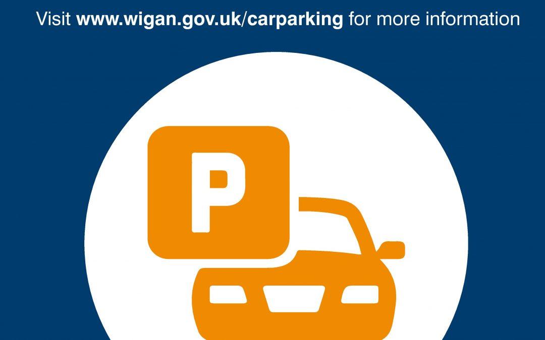 FREE Weekend Parking on Spinning Gate Shopper Car Park